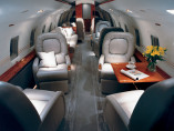 Image -bombardier-challenger-850-se-interior of Bombardier Challenger 850 SE available for rent of flights with a Business Jet