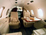 Image bombardier-learjet-31a-inside of Bombardier LearJet 31 available for rent of flights with a Business Jet