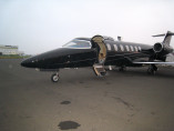 Image bombardier-learjet-40-welcome-on-board of Bombardier LearJet 40 available for rent of flights with a Air taxi