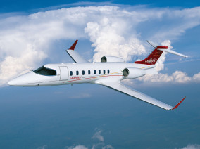 Image bombardier-learjet-45-flying of Bombardier LearJet 45 available for rent of flights with a Private Jet