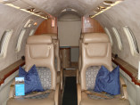 Image bombardier-learjet-45-inside of Bombardier LearJet 45 available for rent of flights with a Private Jet