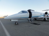 Image bombardier-learjet-45-welcome-on-board of Bombardier LearJet 45 available for rent of flights with a Private Jet