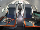 Image cessna-citation-ii-bravo-inside of Cessna Citation II Bravo available for rent of flights with a Air taxi