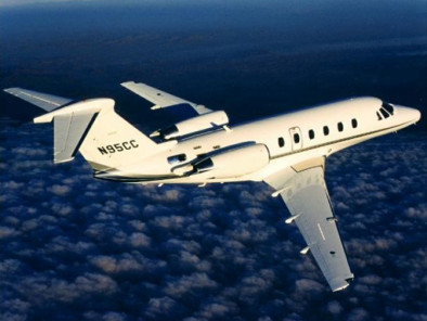 Cessna Citation III, Private Aircraft, used by Private Jet Charter service from AB Corporate Aviation, showing cessna-citation-3-flying.
