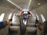 Image cessna-citation-sovereign-inside of Cessna Citation Sovereign available for rent of flights with a Private Aircraft