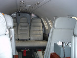 Cessna Citation V Ultra, Air taxi, used by Private Jet Charter service from AB Corporate Aviation, showing cessna-citation-5-ultra-inside.