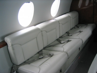 Image dassault-falcon-20-interior of Dassault Falcon 20 available for rent of flights with a Business Jet