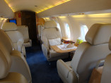 Image dornier-328-jet-executive-seats of Dornier 328 Jet executive available for rent of flights with a Business Aircraft