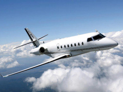 Gulfstream 200, Business Aircraft, used by Private Jet Charter service from AB Corporate Aviation, showing gulfstream-g200.