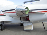 Hawker 400 XP, Air Taxi, used by Private Jet Charter service from AB Corporate Aviation, showing hawker-400-xp-luggage.