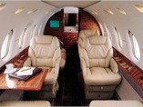 Image hawker-800-xp-interior of Hawker 800 XP available for rent of flights with a Private Jet
