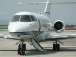Image hawker-800-xp-welcom-on-board of Hawker 800 XP available for rent of flights with a Private Jet