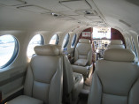 Image beechcraft-king-air-350-flying-seats of Beechcraft King Air 350 available for rent of flights with a Business Aircraft