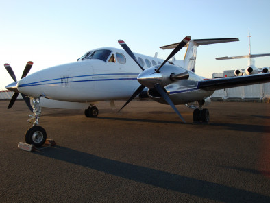 Image Beechcraft Super King Air 200 Ready For Take