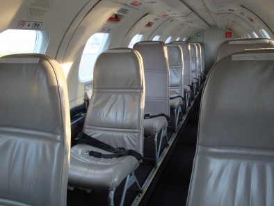 Image fairchild-dornier-metro-23-inside of Fairchild Dornier Metro 23 available for rent of flights with a Business Aircraft