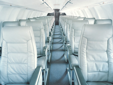 Image crj-regional-interior of Bombardier Regional Jet CRJ available for rent of flights with a Airliner
