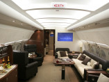 Image a318-elite-private-lounge-bwd-5jpg of Airbus A318 Elite available for rent of flights with a Private Jet