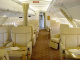 Image a319cj-a5 of Airbus A319 CJ available for rent of flights with a Business Jet