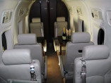 Beechcraft 1900D VIP, Business Aircraft, used by Private Jet Charter service from AB Corporate Aviation, showing beech-1900d-vip-inside.