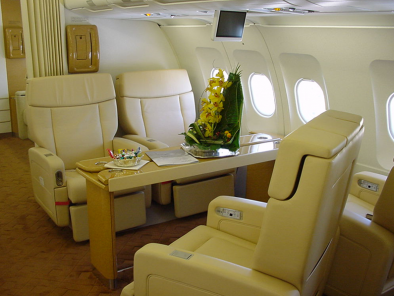 Image a319cj-a1 of Airbus A319 CJ available for rent of flights with a Business Jet