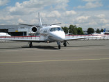 Image citation-excel-exterior of Cessna Citation Excel available for rent of flights with a Private Jet