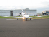 Image citation-jet-cj3-ready-for-take-off of Cessna CitationJet CJ3 available for rent of flights with a Private Jet