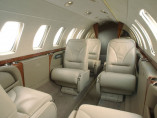 Image citation-jet-cj3-inside of Cessna CitationJet CJ3 available for rent of flights with a Private Jet