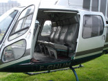 Image ecureuil-interieur0 of Airbus Helicopter Squirrel AS 355N available for rent of flights with a Private Helicopter