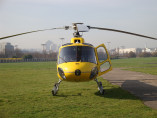 Image ecureil-exterior of Airbus Helicopter Squirrel AS 355N available for rent of flights with a Private Helicopter