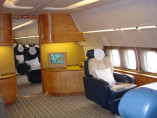Image b757-executive-inside-03 of Boeing 757 Executive available for rent of flights with a Business Jet