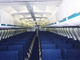 Image boeing-737-cabin of Boeing 737 available for rent of flights with a Business Jet