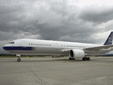 Image b767-outside of Boeing 767 Executive available for rent of flights with a Business Jet