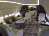 Image bbj-seat of Boeing Business Jet BBJ available for rent of flights with a Private Jet