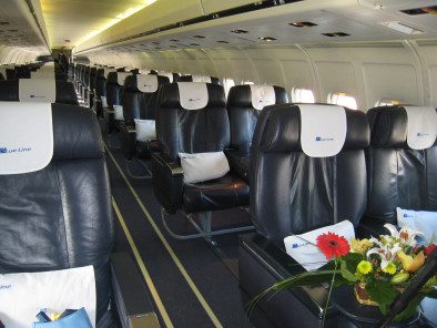 Image md83-vip-inside of Boeing MD 83 VIP available for rent of flights with a Business Jet