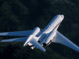 Image cessna-citation-x-flying of Cessna Citation X available for rent of flights with a Private Jet