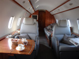 Image bombardier-challenger-300-inside of Bombardier Challenger 300 available for rent of flights with a Business Jet