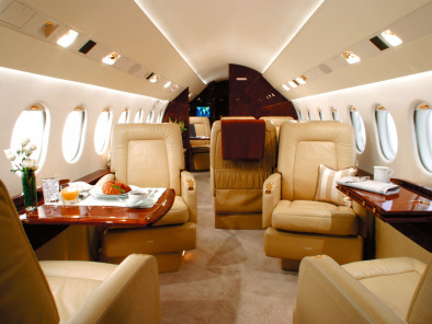 Image dassault-falcon-7x-inside of Dassault Falcon 7X available for rent of flights with a Business Jet