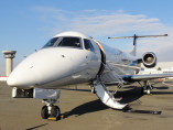 Image embraer-legacy-welcome-on-board of Embraer Legacy available for rent of flights with a Private Jet