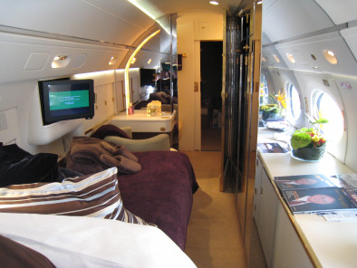 Image gulfstream-v-flying-interior-02 of Gulfstream V available for rent of flights with a Private Jet