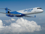 Image crj-1000-flying of Bombardier CRJ 1000 available for rent of flights with a Airliner