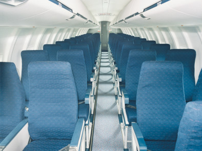 Image regional-jet-crj-200-interior of Bombardier Regional Jet CRJ available for rent of flights with a Airliner