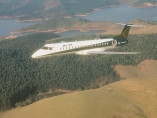 Image embraer-erj-145-flying of Embraer Erj 145 Jet available for rent of flights with a Private Jet